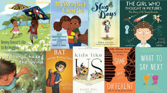 Books About Kids With Autism