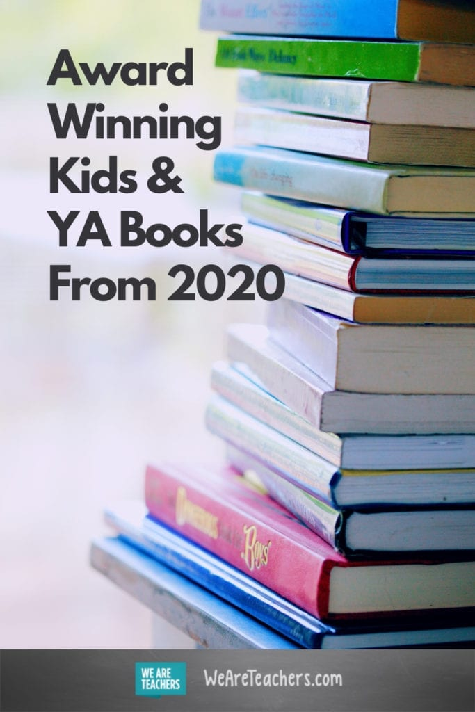 Check Out All the Award-Winning Kids & YA Books From 2020