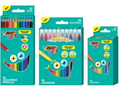 Hooray! Save $2 When You Purchase $5 or More With This BIC Coupon