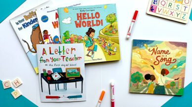 41 Perfect Back-to-School Read-Alouds