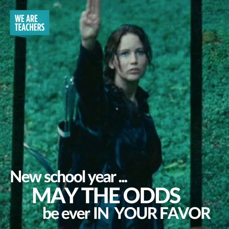 Teacher Meme Hunger Games