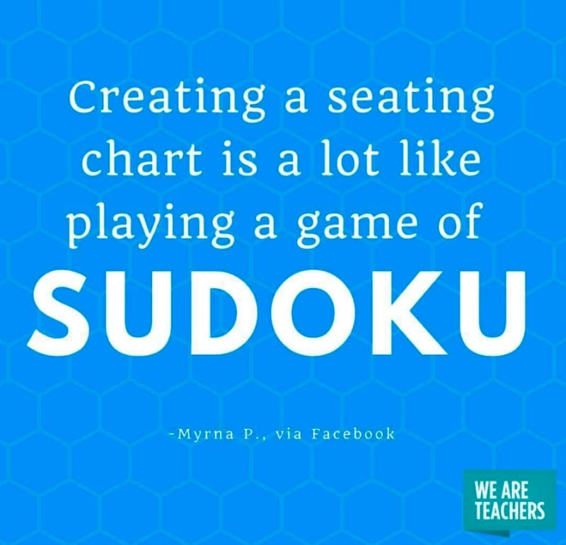 Teacher Meme Sudoku