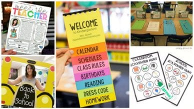 Back-to-School Night Ideas