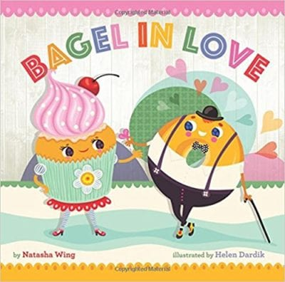 Bagel in Love book cover