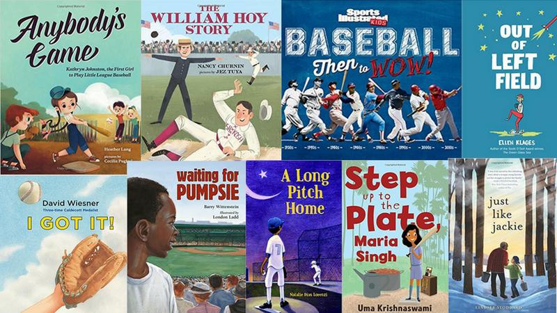 Best Baseball Books for Kids