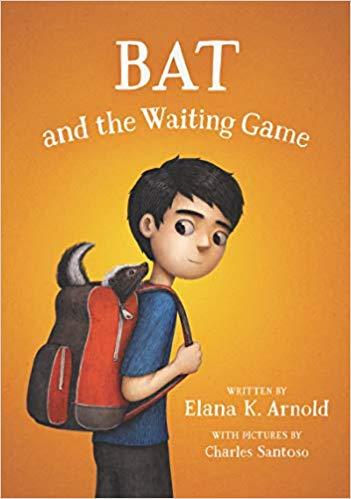 3rd Grade Books - A Boy Called Bat