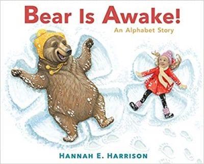 Bear is Awake Alphabet Story