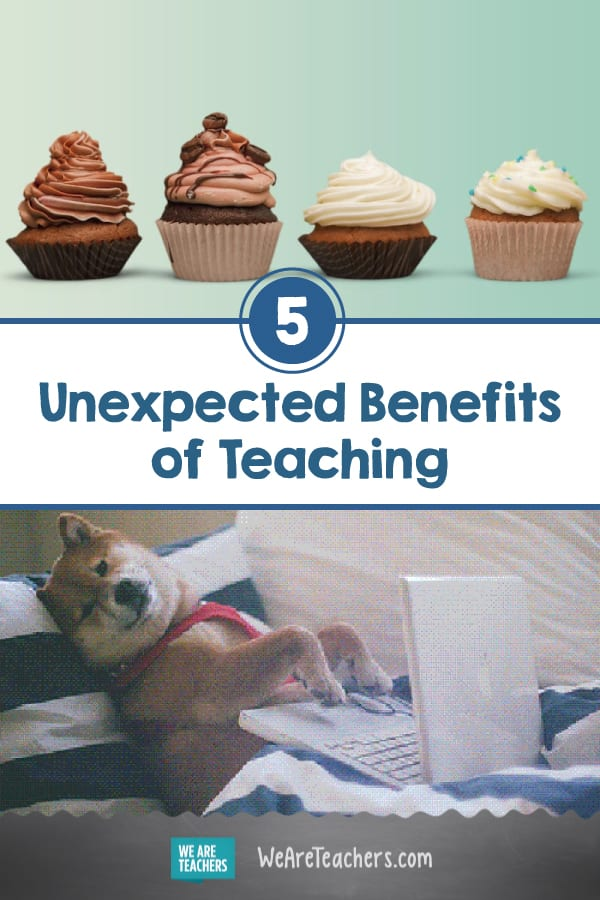 5 Unexpected Benefits of Teaching