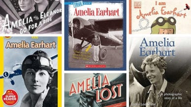 Best Amelia Earhart Books for Kids