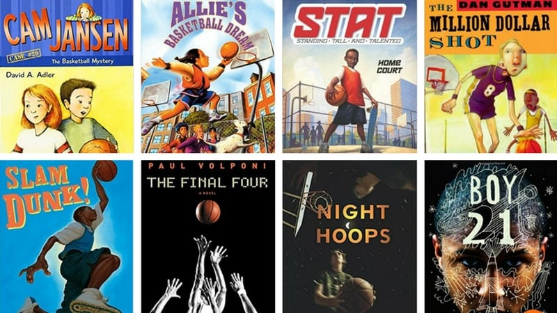 Best Basketball Books for Kids