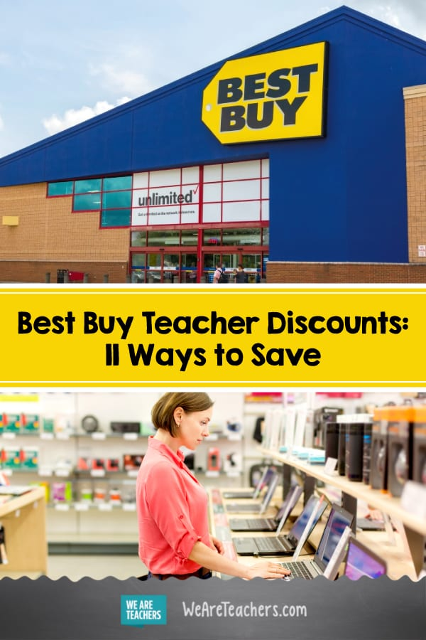 Best Buy Teacher Discounts: 11 Ways to Save