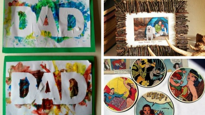 Best Father S Day Crafts For Kids Weareteachers