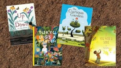 Best Gardening Books for Kids
