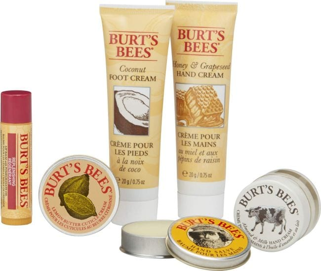 Quality hand cream -- end of year teacher gifts