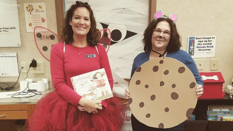 Best Literary Halloween Costumes for Teachers  sc 1 st  WeAreTeachers & The Spookiest Best Halloween Costumes Based on Books