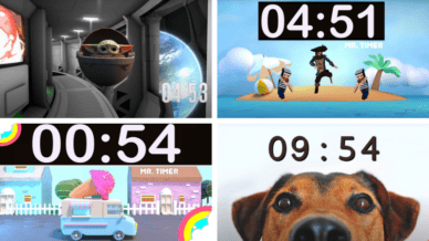 Best Online Timers for the Classroom