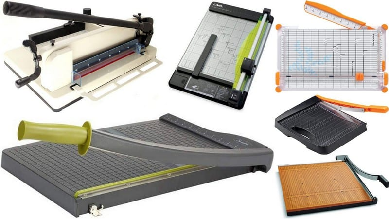 Review About Paper Cutter - Trimmer With Wooden Base