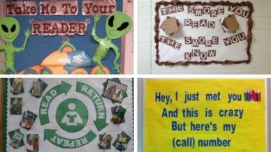 Best Reading Bulletin Boards