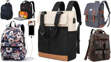 Collage of Best Teacher Backpacks