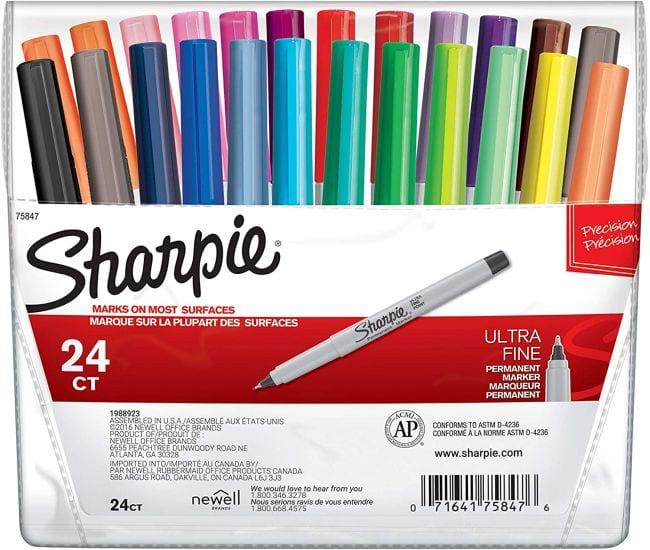 Best Teacher Pens Sharpies