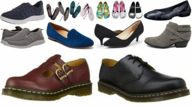 Collage of Best Teacher Shoes