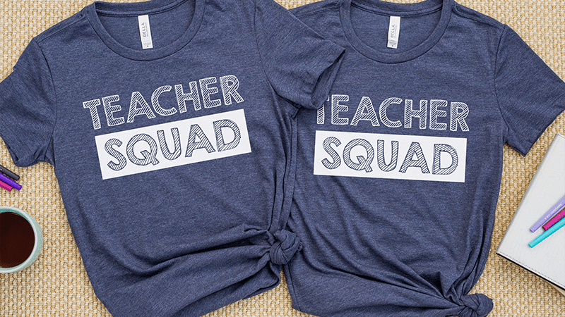 6a96a1a34 32 Awesome T-Shirts For Teachers You Can Buy (on Amazon)