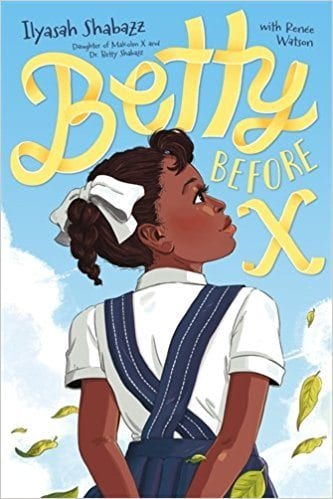 Betty Before X book cover.