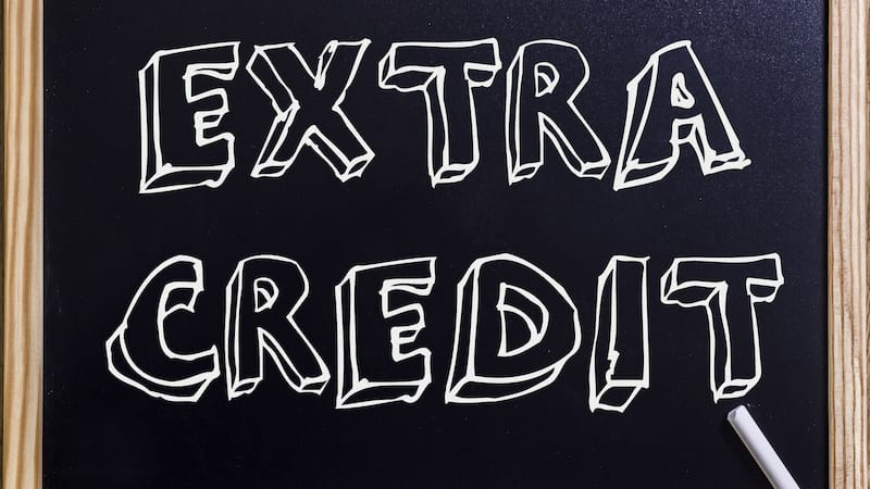 The Big List of Funny Extra Credit Questions