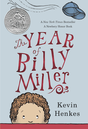 The Year of Billy Miler Book Cover - teach empathy