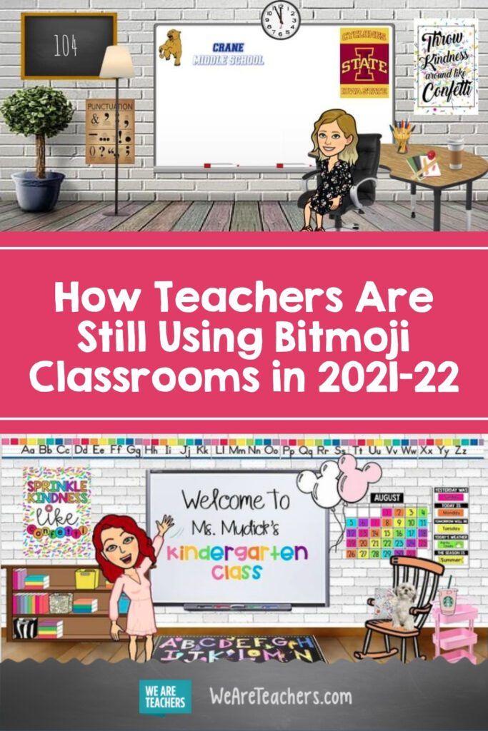 How Teachers Are Still Using Bitmoji Classrooms in 2021-22