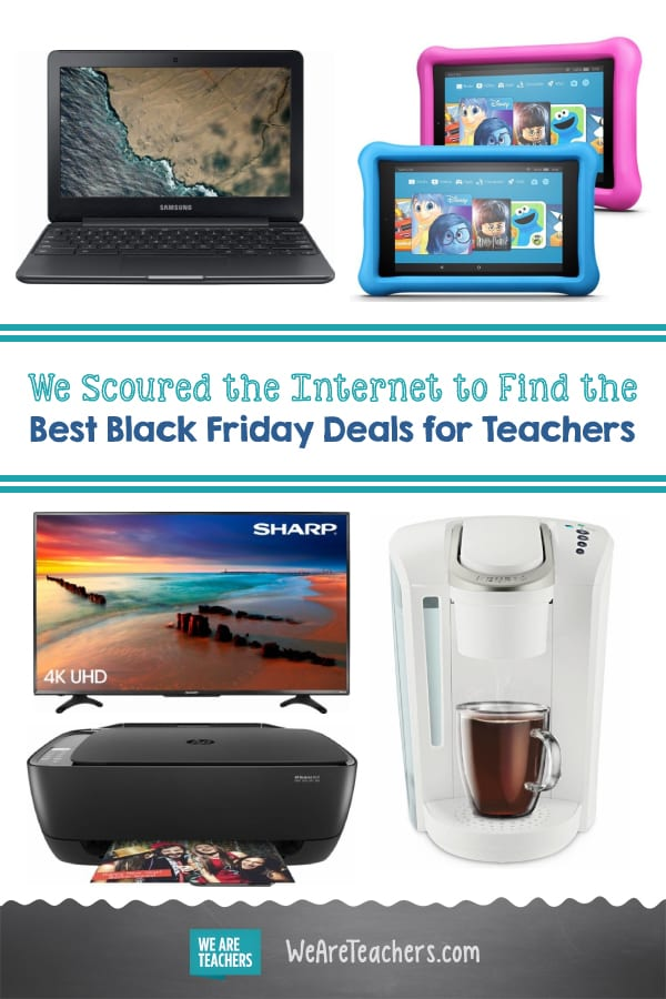 We Scoured the Internet to Find the Best Black Friday Deals for Teachers (Cyber Monday, Too!)