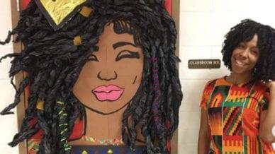 Black History Month Classroom Doors