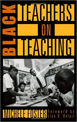 Black Teachers on Teaching book cover.