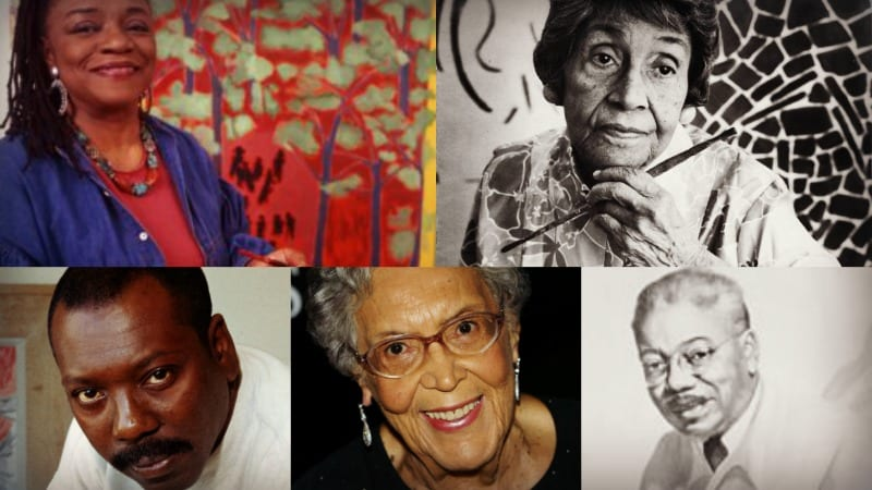 5 African-American Artists Who Inspire My Students' Creativity
