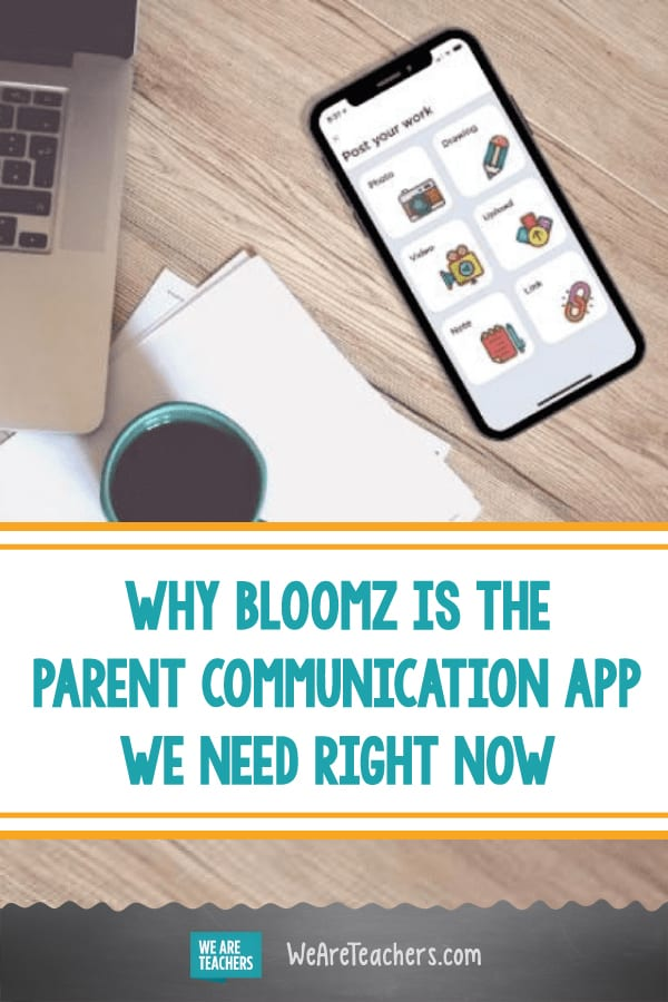 Why Bloomz is the Parent Communication App We Need Right Now