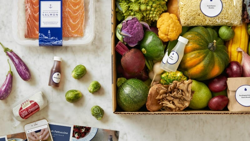 best meal delivery services blue apron teacher deal