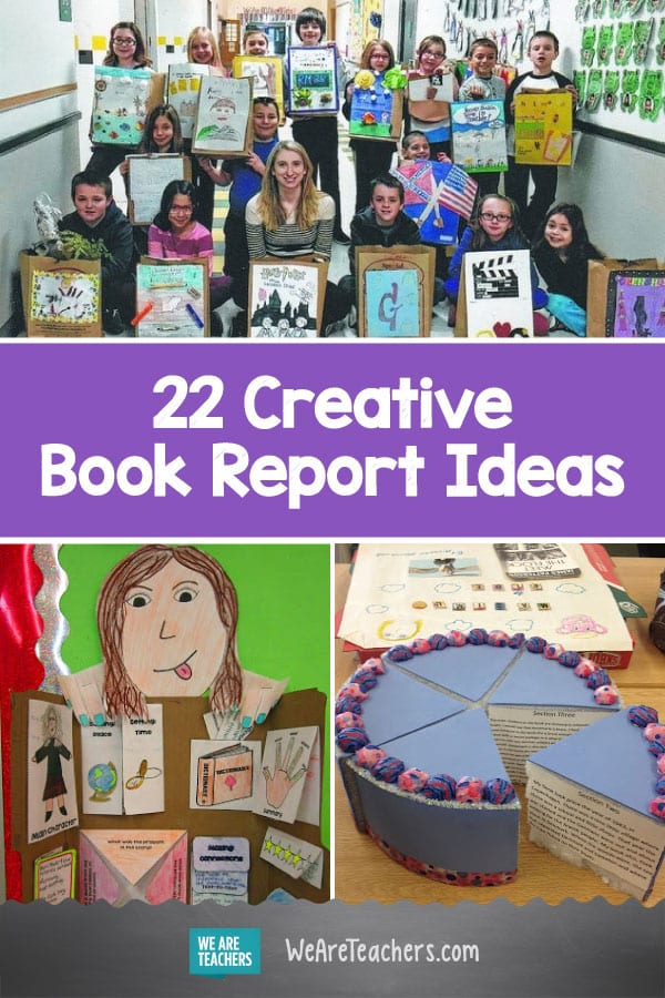 22 Creative Ways Kids Can Respond to Books