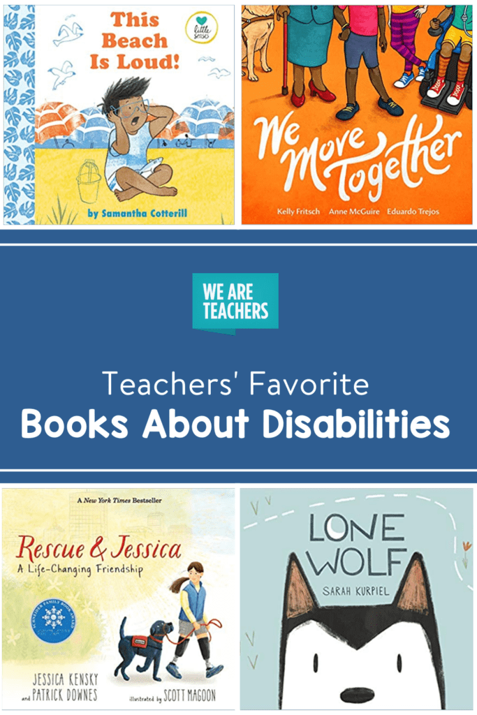 16 Shelf-Worthy Children's Books About Disabilities For All Students
