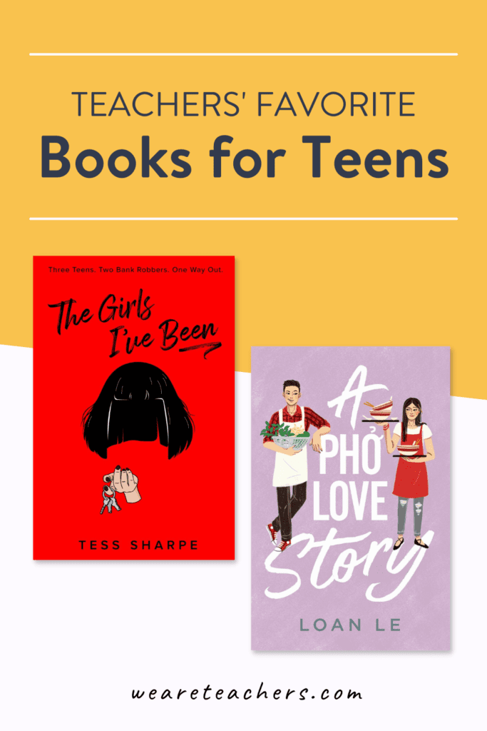 30 Captivating Books to Read for Teens