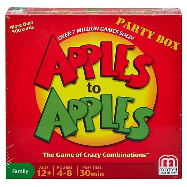 Brain Games Apples to Apples