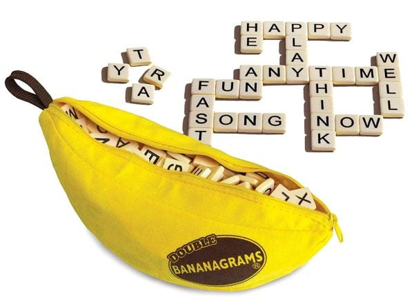 Brain Games Bananagrams