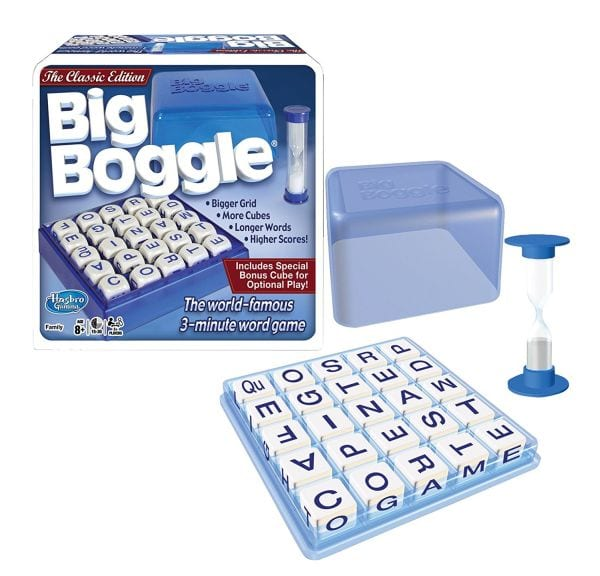 Brain Games Boggle