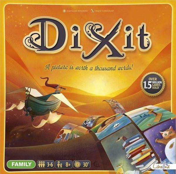 Brain Games Dixit