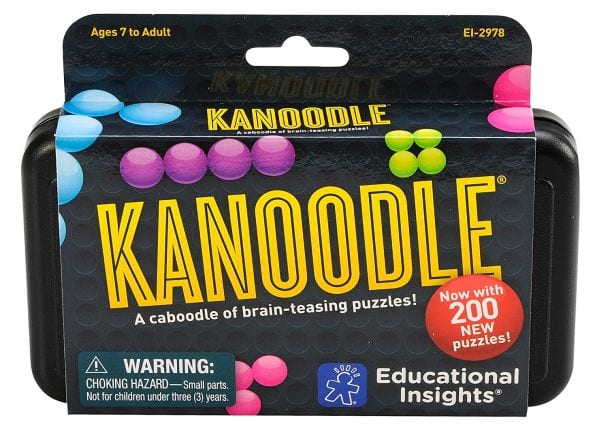 Brain Games Kanoodle