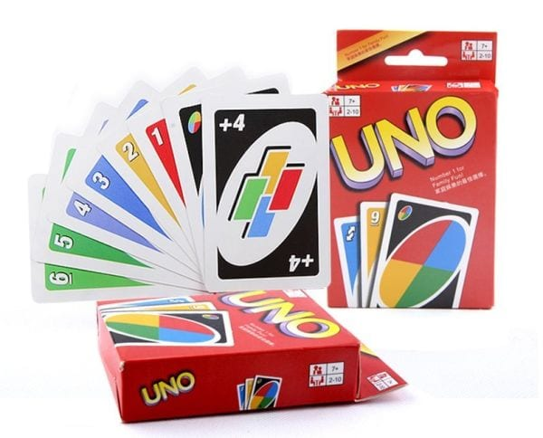 Brain Games UNO