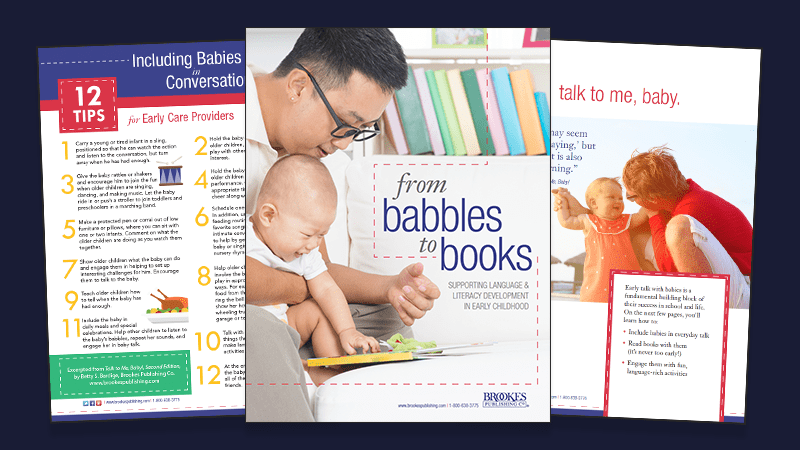 Free eBook: Boost Early Language Development