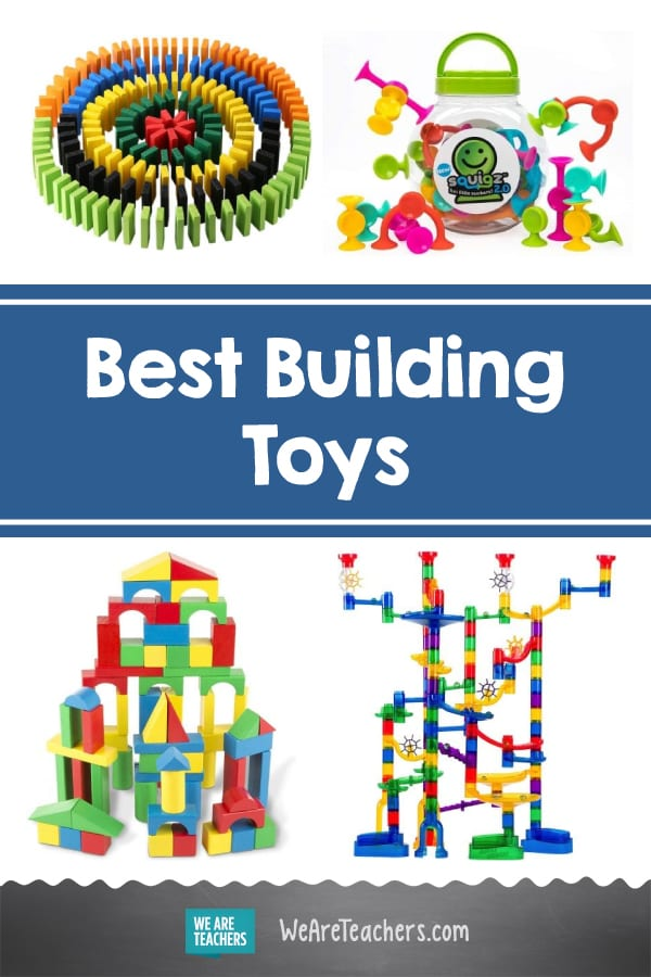 The Best Construction and Building Toys, According to Teachers