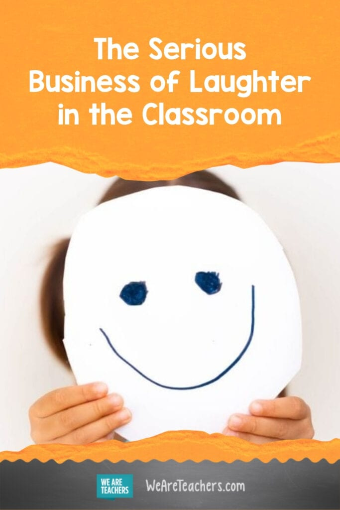 The Serious Business of Laughter in the Classroom