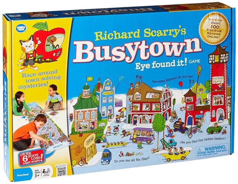 board games for kids and adults