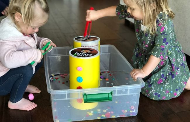 Button Activities Toddler Approved